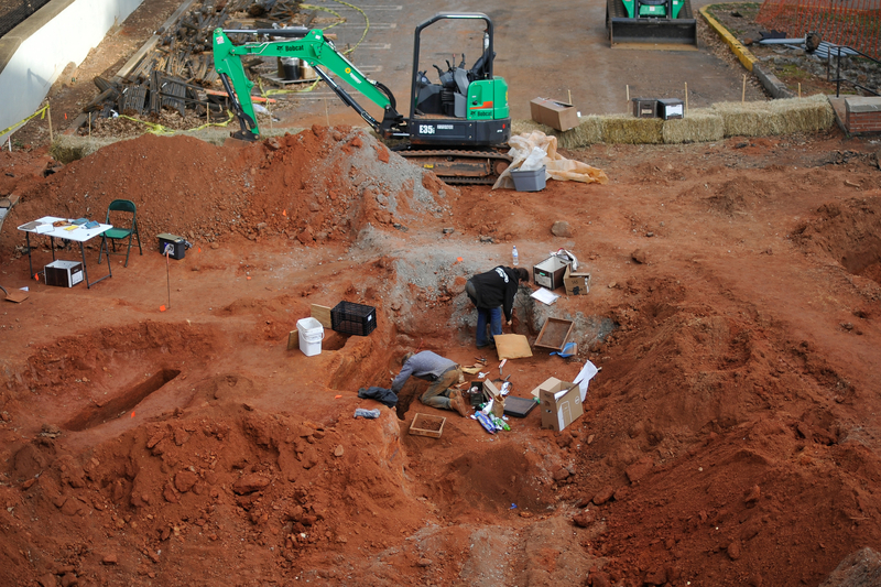 Excavation 2015