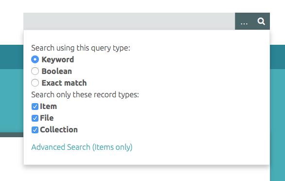 Menu Search Tip 1
