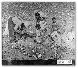 African American workers in Georgia 1