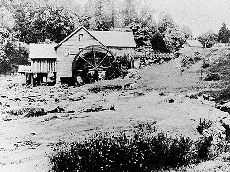 Puryear's Mill