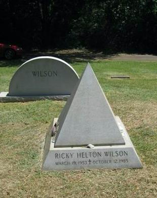 Ricky Helton Wilson