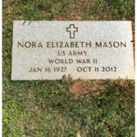 Nora Elizabeth Mason