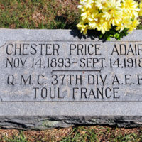 Chester Price Adair