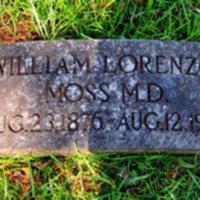 William Lorenzo Moss