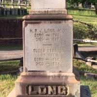 Henry Russell Jones Long
