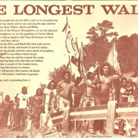 Poster for The Longest Walk