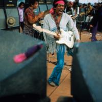 Fringe: Jimi Hendrix