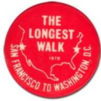 The Longest Walk Button