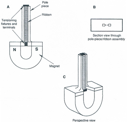 ribbon mic diagram